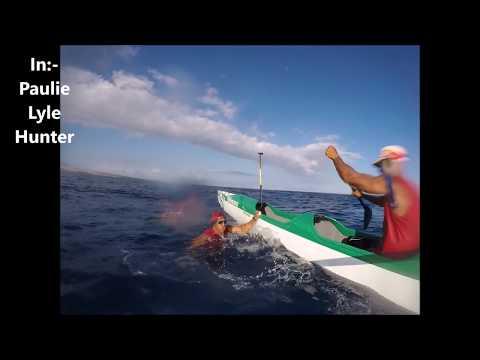 Keauhou Canoe Club Men 50s - Ala Kahakai 32 mile OC-6