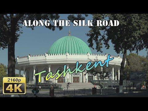 Arrival in Tashkent - Uzbekistan 4K Travel Channel