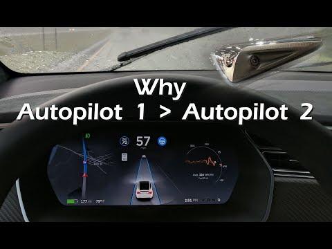 Why Autopilot 2 STILL lags behind Autopilot 1