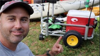 5 Reason to BUY a Fishing Cart!