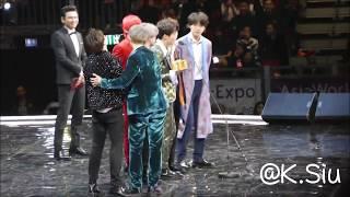 [FANCAM] 181214 2018 MAMA BTS Artist of the Year Cut