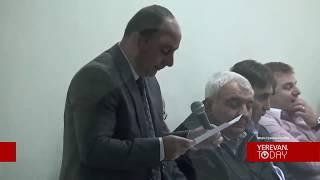 Սեյրան Օհանյանի պաշտպանը ևս բացարկի միջնորդություն ներկայացրեց դատախազին