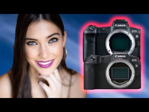 Canon EOS RP RAW File REVIEW | WORST Dynamic Range EVER? You Decide (vs 6D Mark II Vs EOS R)