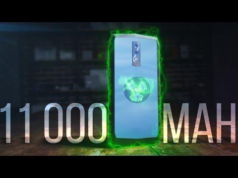 Дикий Android смартфон с Аккумулятором на 11 000 мАч. Атомная Бомба в кармане!