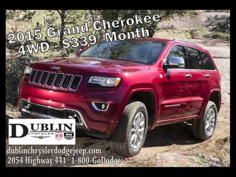 Dublin Chrysler Dodge Jeep Year End Lease Event 1
