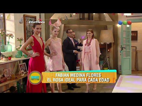 Desfile de Fabián Medina Flores - Morfi