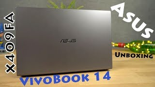 Asus VivoBook 14 [X409FA] Unboxing & Review