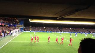 Carling Cup 2011 Quarterfinals - Chelsea vs Liverpool