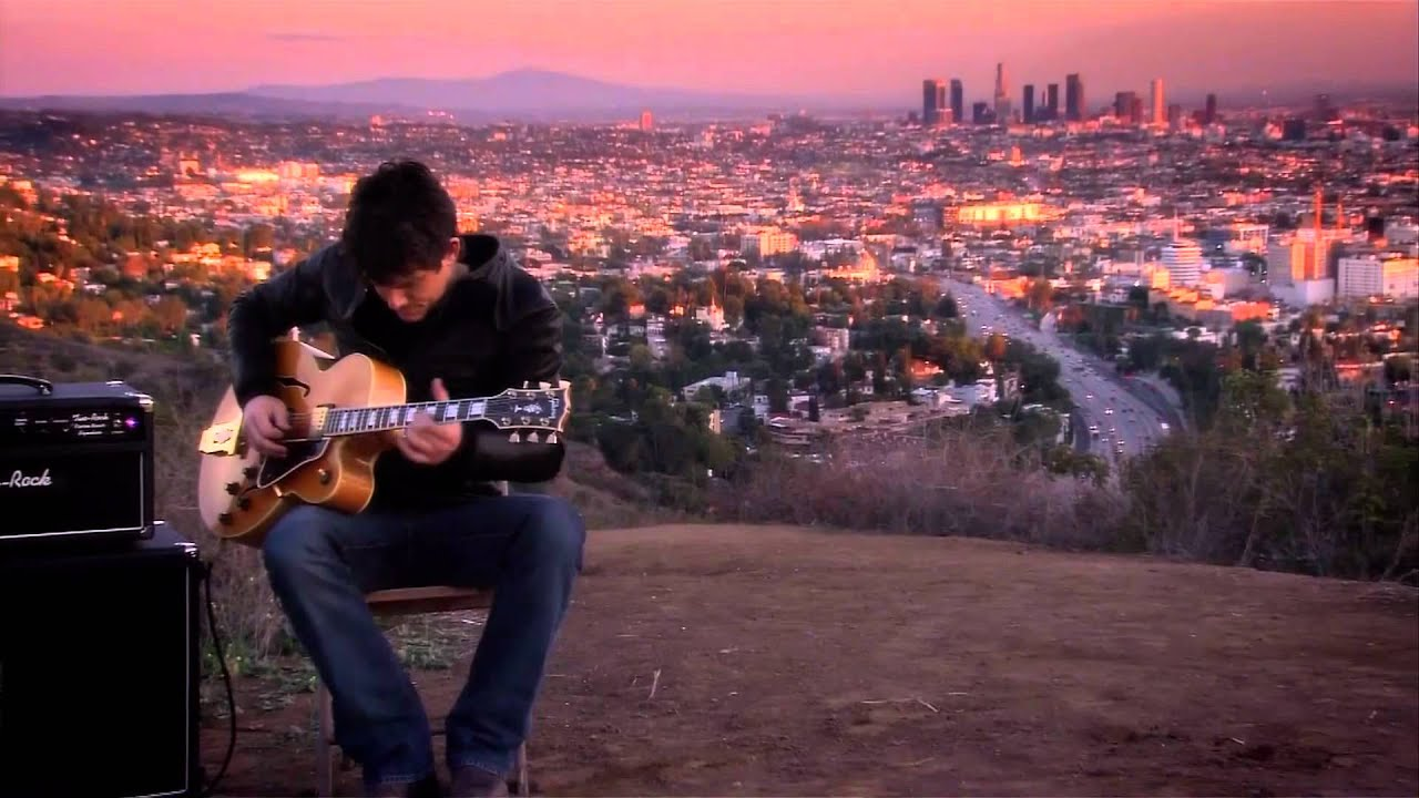"John Mayer Wallpaper: Intro ""Where The Light Is"" (Live In LA"