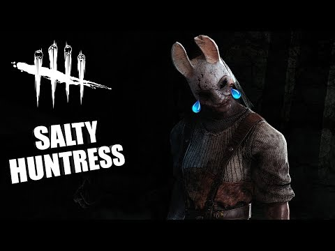 SALTY HUNTRESS | DbD Survivor