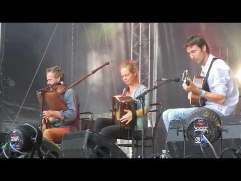 Naragonia Quartet play a bourrée @ Lindeboom festival 2016