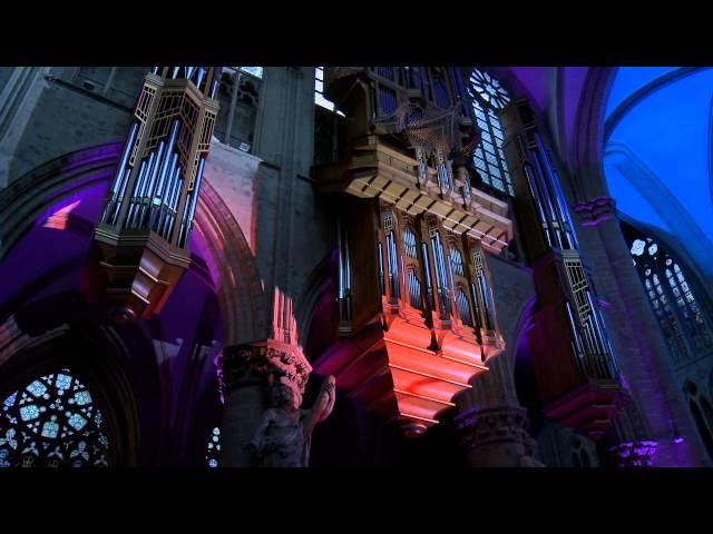 Bach / Toccata en ré mineur / Xavier Deprez / Sonic Cathedral / 5