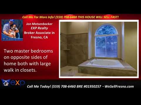 4 bed 3.5 bath homes for sale Fresno California priced to sell