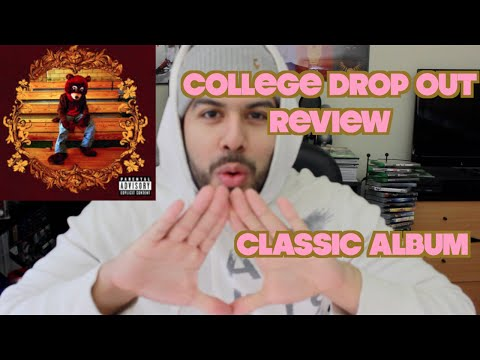 Kanye West - The College Drop Out Review
