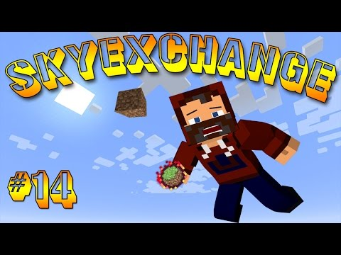 """REDSTONE AND NETHER!"" SKY EXCHANGE #14"