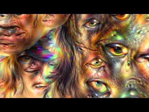 Journey on the Deep Dream