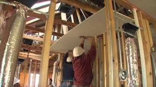 Interior Insulation | Built to Last Episode 7 - The Green Home