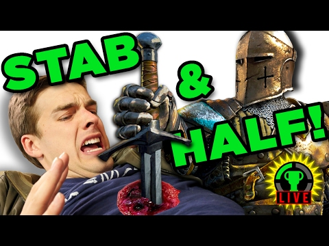 GTLive: Come STAB with ME! | For Honor - GTLive - For Honor