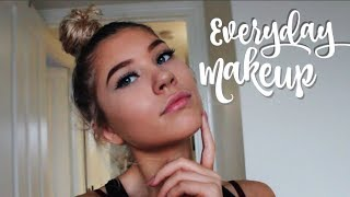 CHIT-CHAT EVERYDAY MAKEUP ROUTINE | LifewithChloe