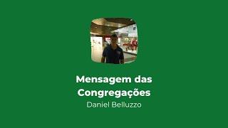 Culto online das Congregações | Mensagem 22/11/2020