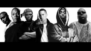 Party in the USA MASHUP (Miley Cyrus, Eminem, Tupac, Biggie, Naz, Dr. Dre, 50 Cent)
