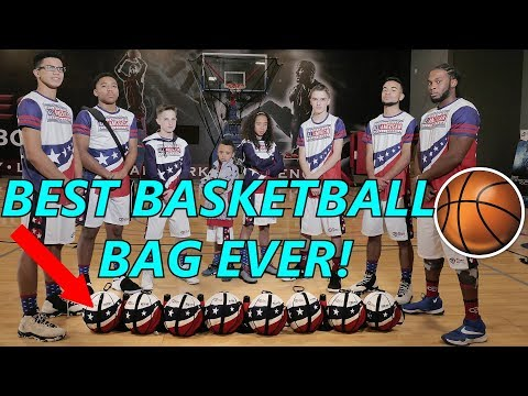 Best Basketball Equipment Bag For Teams — The Revive Game Bag