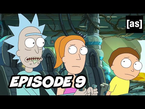 Rick and Morty Season 4 Episode 9 Rick vs God TOP 10 WTF and Easter Eggs