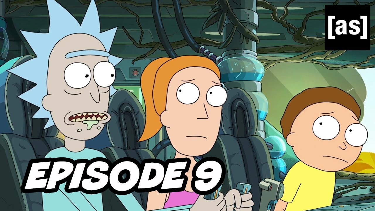 Watch!! Rick and Morty Season 4 Episode 10 online full free
