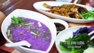 ✅ Hướng dẫn nấu Canh Khoai Mỡ cực nhanh ăn với Cá Muối Sư ngon tuyệt BY CÔ BA