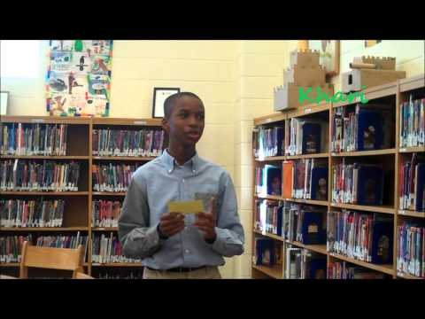 Flip Cam PSA MLK Middle School Charlotte, NC