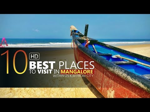 10 Places to visit in Mangalore (Updated)