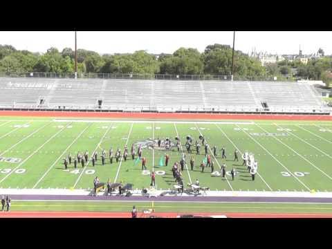 Kountze High School Band 2016 - UIL Region 10 Marching Band