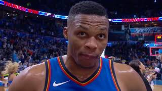Russell Westbrook describes his mental toughness during his match against the Warriors | ESPN