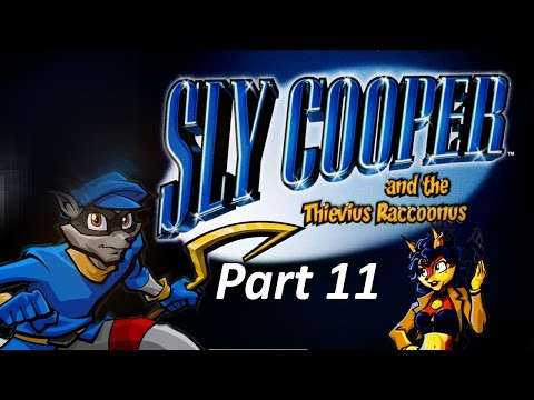 Timing is Everything | Sly Cooper and the Thievius Raccoonus Part 11
