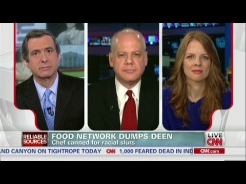Food Network dumps Paula Deen