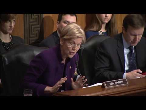 Sen  Elizabeth Warren   HELP Committee Medical Innovation bills