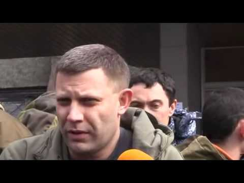 Whatever happened in Kiev we have been, are and will be the DNR Zaharchenko 19 03 2015 Ukraine N
