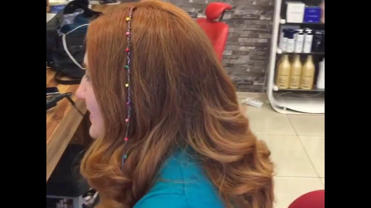 Yeni yaz Trendi 2017 Saç Örgüleri