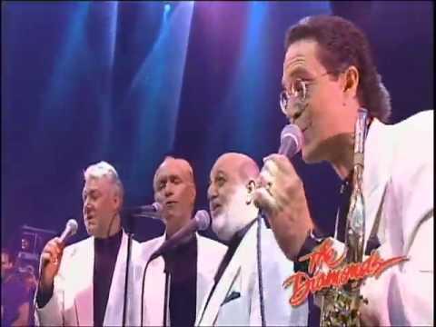The Diamonds Little Darlin 1950s Music Group