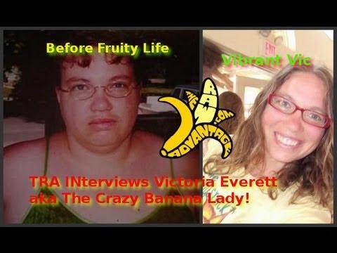 TRA Interviews Victoria Everett The Crazy Banana Lady!