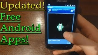 How To Get Free Android Apps *UPDATED*