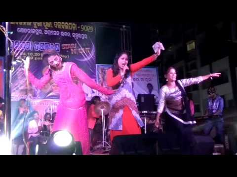 Sanju Mahanty & Umakant with Lalu Bag at Daldalipara