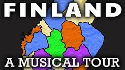 Finland Song   Learn Facts About Finland the Musical Way