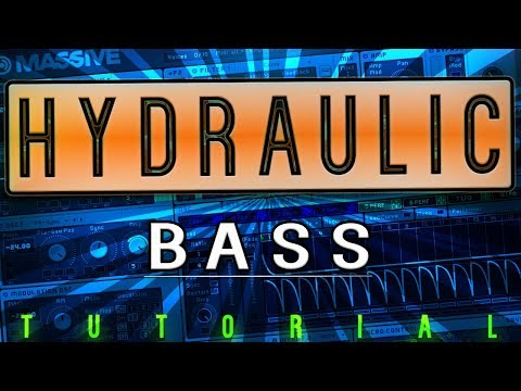 HUGE HYDRAULIC BASS IN MASSIVE TUTORIAL!