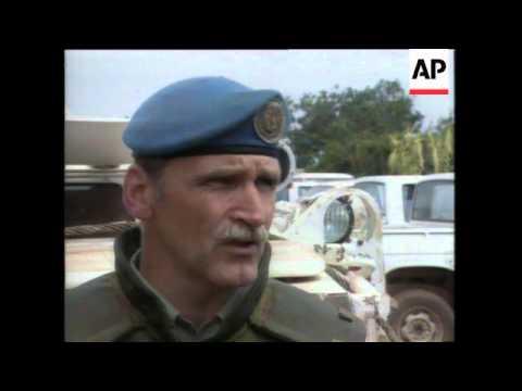 Rwanda - On Situation / ICRC Hospital Under Attack