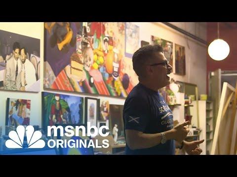 Gay, Latino And HIV+: Activism Through His Art | Originals | Msnbc