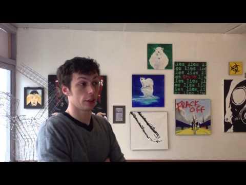Anthony Davies Southport Arts Project Artist