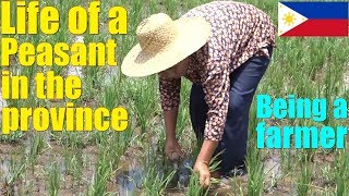 Travel to a Province in the Philippines and Meet a Poor Filipino Farmer. A Film About Poverty
