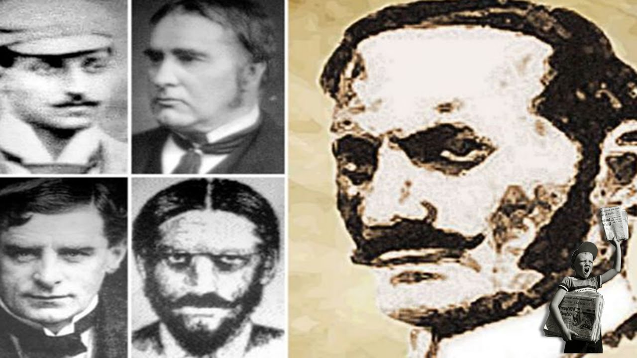 Identity Of Jack The Ripper Finally Revealed With The Help Of - Siris human face finally revealed