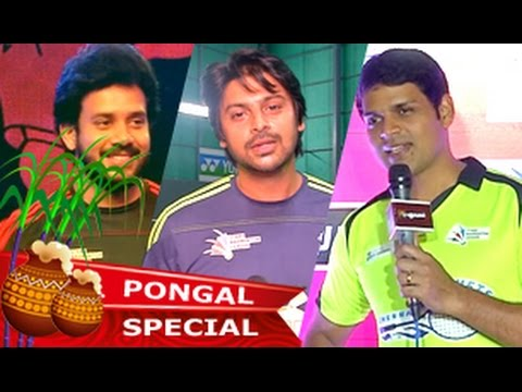 Stars Badminton League - Part1  (15/01/2015)
